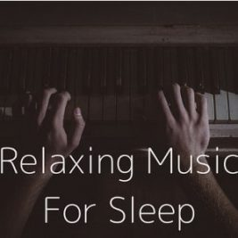 sleep music featured image