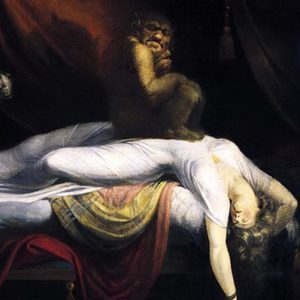sleep paralysis article