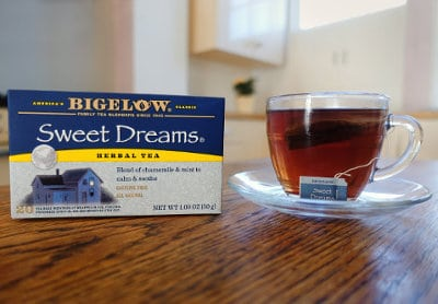 bigelow sweet dreams tea
