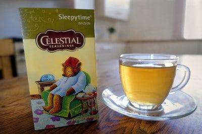 celestial seasonings sleepytime tea