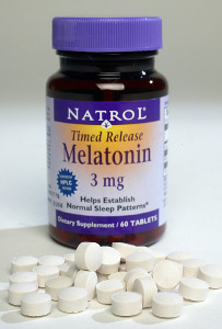 melatonin pills 3mg