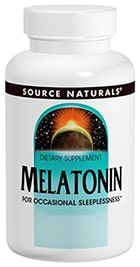 melatonin pills