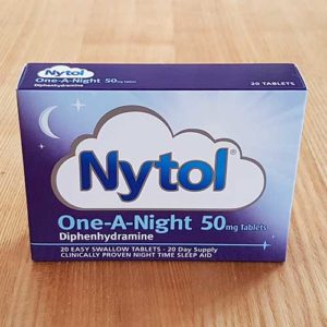 nytol one-a-night sleep aid