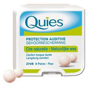quies wax earplugs