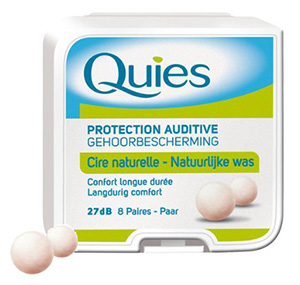 quies wax earplugs