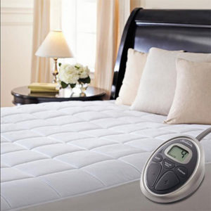 heated mattress pads review featured image