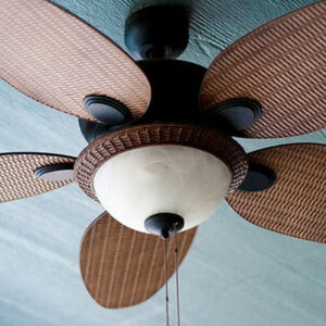 fan for cooling the bedroom