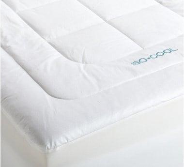 iso-cool mattress topper