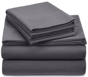 pinzon flannel sheet set