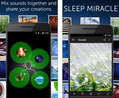 white noise lite screenshot
