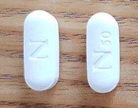 nytol herbal pills closeup photo