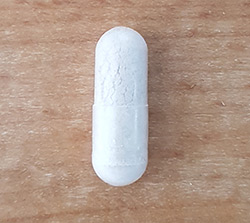photo of one neuro rest capsule