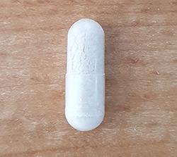 photo of one neuro rest capsule