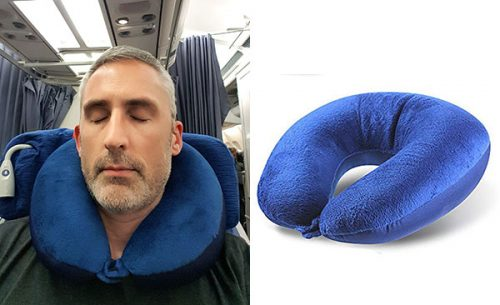 cloudz neck pillow