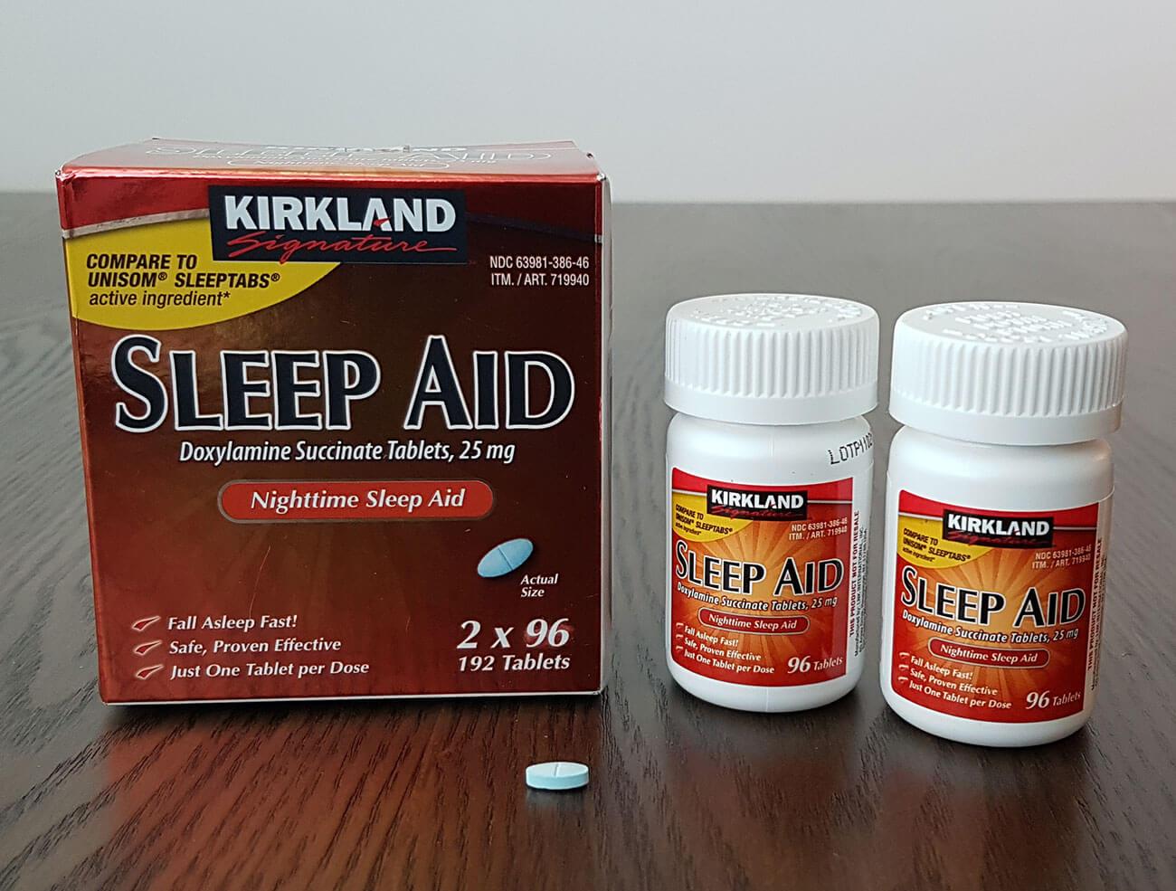Kirkland Signature Sleep Aid Review My Week Long Test