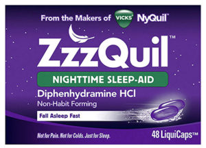zzzquil nighttime