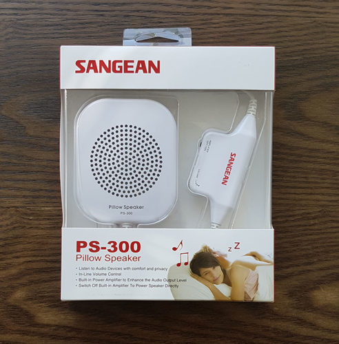 sangean ps-300 in original box
