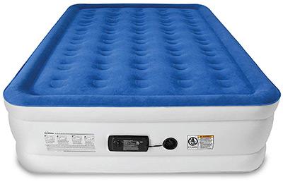 sound asleep dream series air mattress