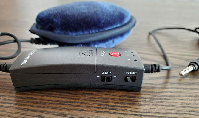 c. crane soft speaker 3 control unit and amp