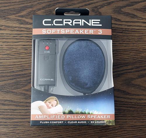 c. crane soft speaker 3 in the box