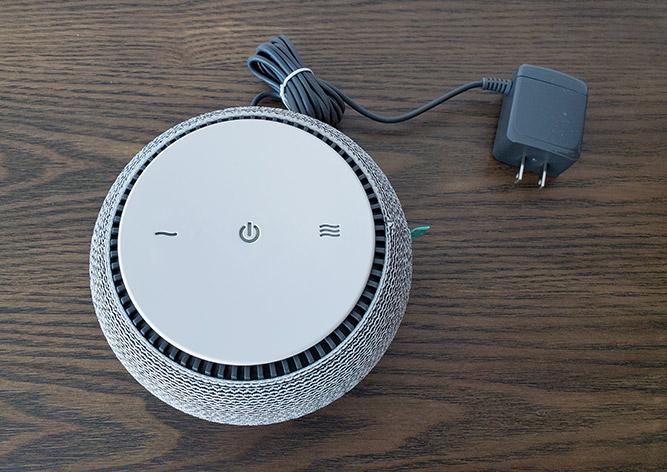 SNOOZ white noise machine