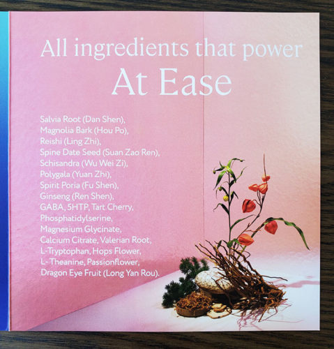 remrise ingredients list in the leaflet