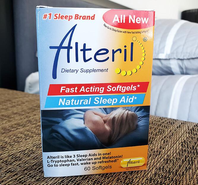 alteril sleep aid