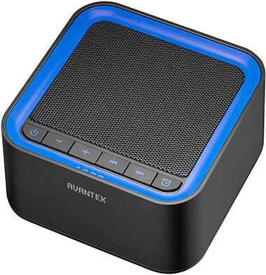 AVANTEK WHITE NOISE MACHINE