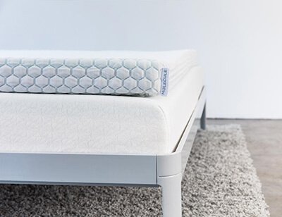molecule airtec mattress topper