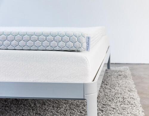 molecule airtec mattress topper