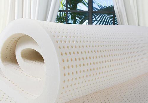 plush beds natural latex mattress topper